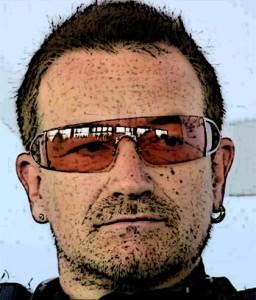 Bono-drawing