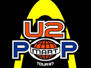 U2 Pop Mart Tour 97